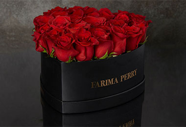 HEART ROSE BOXES